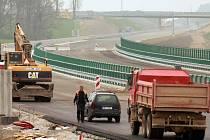 Možnou změnu trasy dálnice D3 primátor odmítl. Ilustrační foto.
