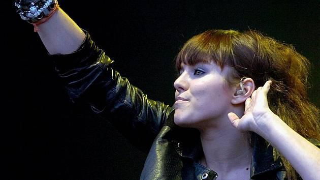 Ewa Farna zazpívá v pátek večer v českobudějovickém Domě kultury Metropol.