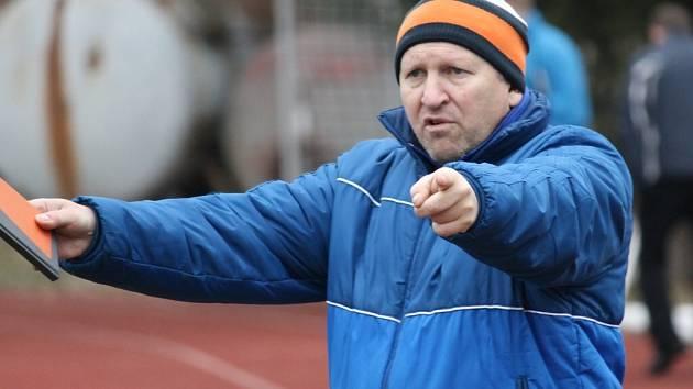 Kouč Čtyř Dvorů Jaroslav Rambousek dovedl na podzim svůj tým na třetí místo.