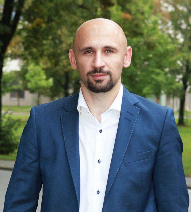 Ředitel marketingu Madeta Motor České Budějovice Tomáš Kučera a současně radní v obci Zliv na Českobudějovicku.