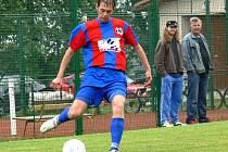 Mládský host v sestavě Radomil Procházka kvůli povolání kustoda v Dynamu nestihne všechny zápasy I. B.