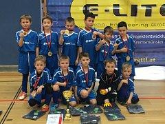 Talentovaní fotbalisté SKP České Budějovice