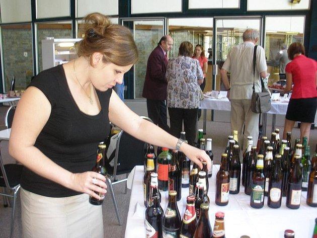 Na výstavišti byl zájem o desítky druhů piv.