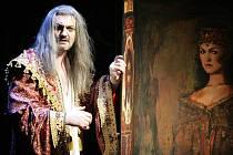 Daniel Hůlka jako Dracula zavítá i do krajského města.