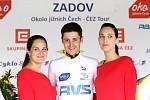 Závod Okolo jižních Čech se pojede na jihu od 2.do 6. 9. Snímky připomínají předchozí ročníky