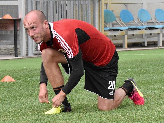 Ivo Táborský je pro Dynamo platnou posilou.