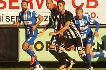 Dynamo ČB -Znojmo 1:2.
