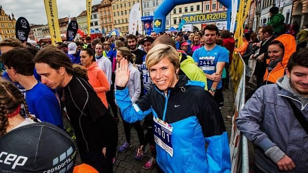 SVÁTEK milovníků běhání. I tak se dá nazvat běžecký seriál RunTour. Vloni do krajského města přijela i Kateřina Neumannová.
