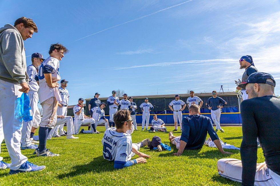 Baseballisté Hluboké hrají extraligu