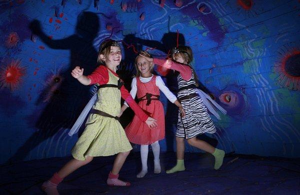 Písecký kulturní prostor Sladovna má letos rekordní návštěvnost. Snímek zaktuální výstavy Mraveniště.