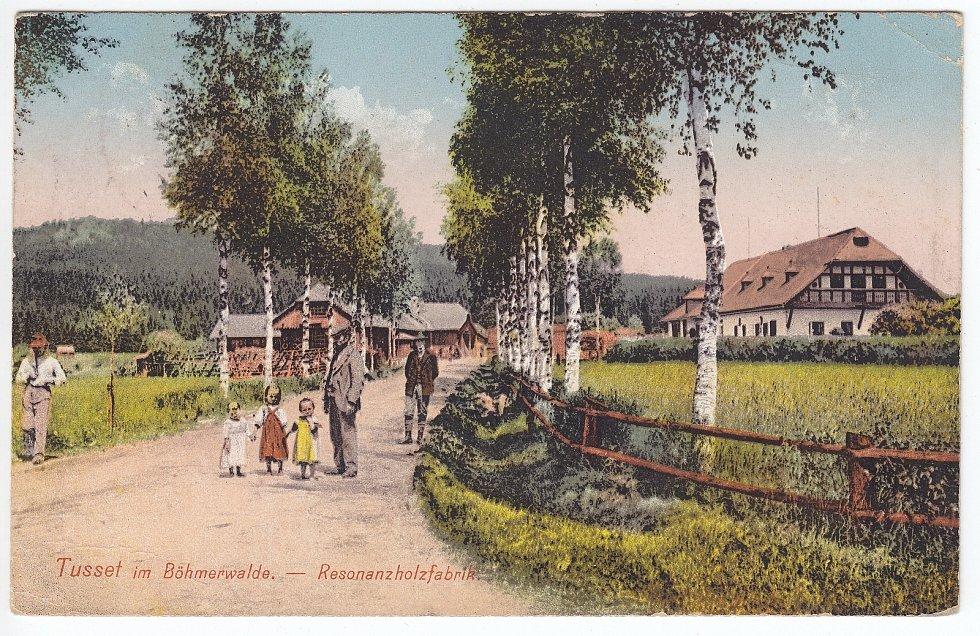 Luděk Němec napsal knihu o zaniklé vsi Krásná Hora.