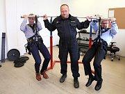 Do cvičení se zapojily tři desítky odborníků.