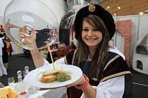 Gastrofest na českobudějovickém výstavišti, to je vždy festival chutí a vůní.