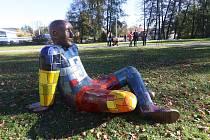 Alexandra Koláčková má své sochy ve Stromovce.