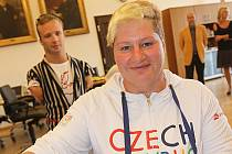 NAPOSLEDY. Běla Třebínová ukončila v Riu vrcholnou kariéru. Nyní bude hledat zaměstnání a věnovat se rodině.