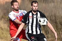 První gól Dynama v zápase s Lincem dal David Ledecký. Dynamo vyhrálo v přípravě s Lincem 3:1, Táborsko v Písku 3:0.