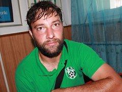 Fotbalista David Maršán má se záchranou divize v Jankově bohaté zkušenosti.