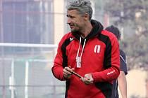 Trhosvinenský předseda Jan Gažák si cení, že Spartak doma dokázal zremizovat zdánlivě ztracený zápas.