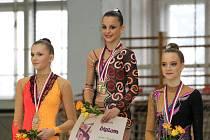 Lenka Macháčková vybojovala zlato na MČR