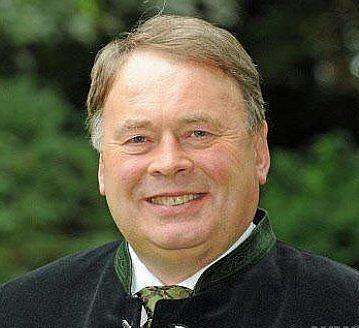 Ministr Helmut Brunner.