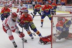 Hokejisté ČEZ Motoru prohráli na domácím ledě už podruhé za sebou.
