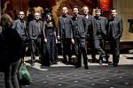 Hudba na soutoku, festival zaměřený na středověkou, renesanční a barokní hudbu, se odehrává v českobudějovických kostelích. Na snímku jeden z letošních účastníků, soubor Capella Mariana.