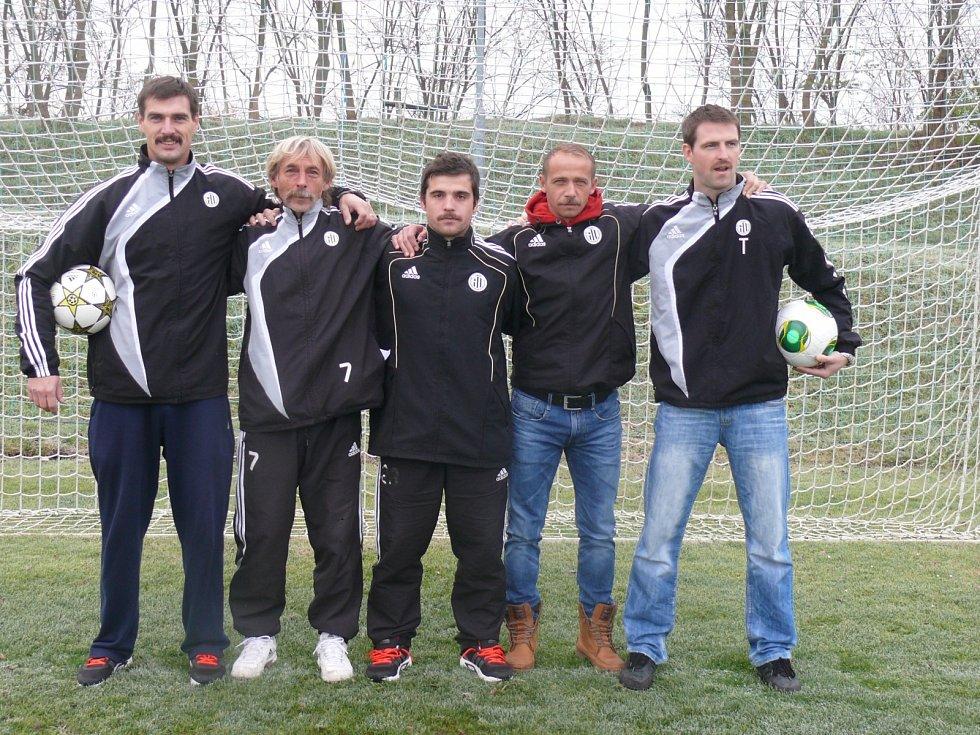 Fotbalový trenér Kamil Tobiáš