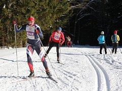 VÍKEND bude patřit milovníkům běžeckého lyžování. Na Šumavě panují výborné sněhové podmínky a na Churáňově se poběží v pořadí třetí díl lyžařského seriálu SkiTour Kašperská 30.