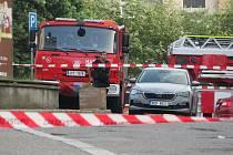 Policejní vyjednavači zasahovali s dalšími složkami záchranného integrovaného systému v posledních dnech v Táboře i Českých Budějovicích.