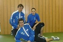 Pršín, Dejčmar  a Jiroutová mají nakročeno ke slibné atletické kariéře.