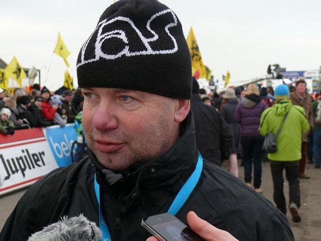 TRENÉR Stanislav Bambula ještě nemá jasno o nominaci v mužské kategorii.