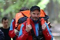 V akci. Členové šumavské Horské služby o víkendu zachraňovali tři turisty v ohrožení života. Ilustrační snímek.
