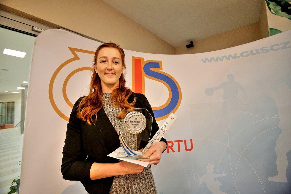 Okres České Budějovice zná své nejlepší sportovce za rok 2018.
