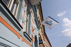 V českobudějovické pobočce ČSOB byla ohlášena bomba.
