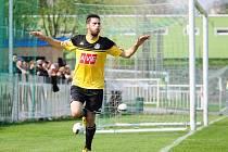 Michal Klesa na Střížkově pečetil výhru Dynama třetím gólem. Trefí se i v pátek doma proti Mostu?