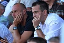 Také o tom, zda generální manažer Dynama Martin Vozábal bude ve své funkci pokračovat, by měla jednat páteční valná hromada Dynama Č. Budějovice.