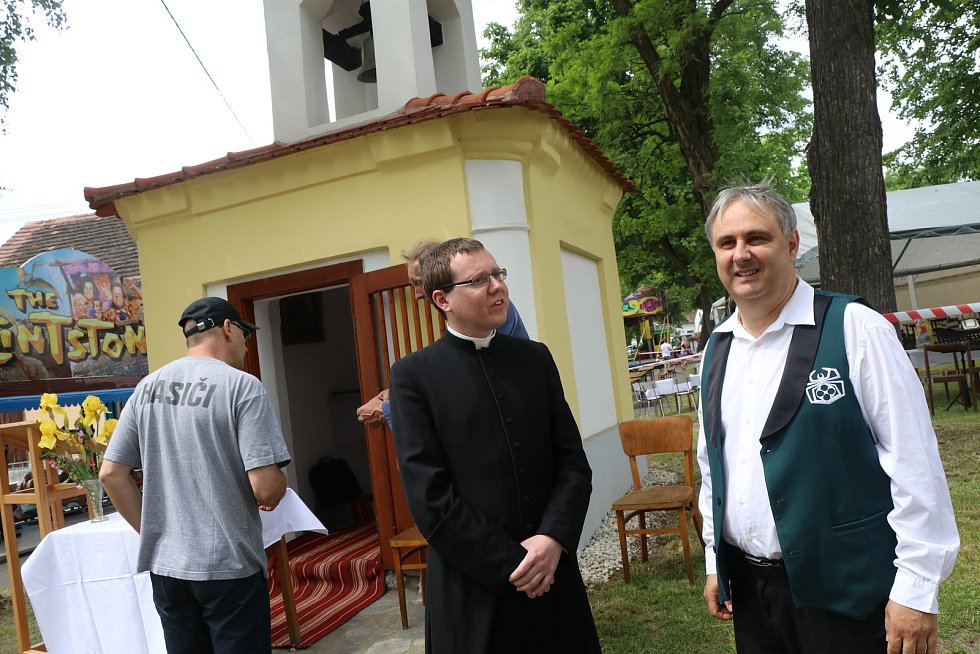 Hasičská pouť proběhla v neděli v Čejkovicích na Českobudějovicku.