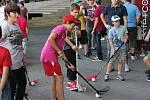 Hokejové odpoledne v režii HC ČB zahájilo v klubu novou sezonu.