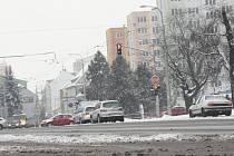 Křižovatka ulic Mánesova a Lidická projde zásadní rekonstrukcí.
