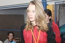 TALENTKA. Nejúspěšnější ženou byla na Rožnovské laťce Alena Panovská z VS Tábor. Skočila 165 centimetrů.