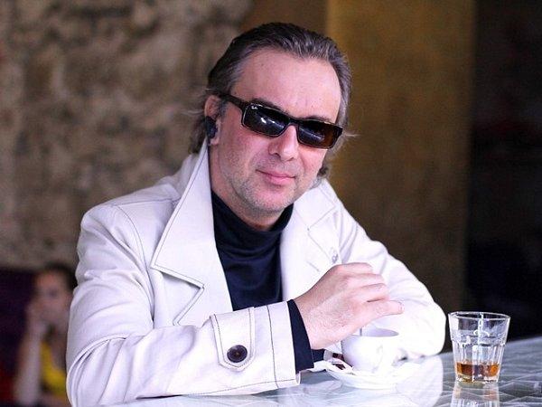 Natáčení filmu Poslední odměna vTáboře. Na snímku herec Tomáš Matonoha.