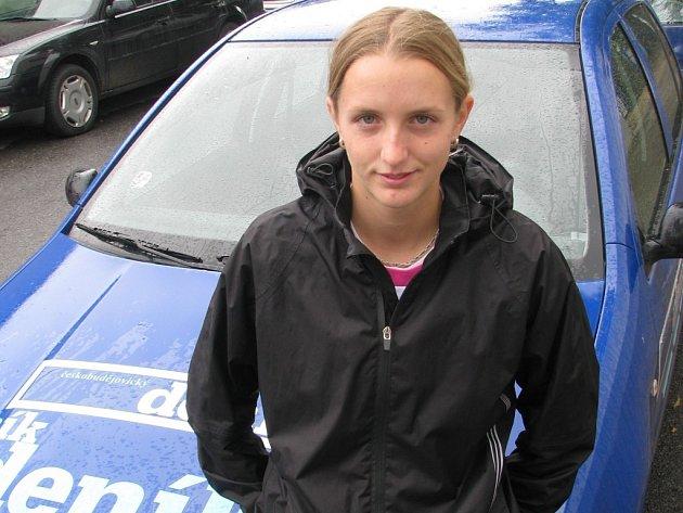 Lucie Sekanová je v nominaci na Evropský pohár! Talentovaná atletka Sokola ČB poběží v Portugalsku největší závod své dosavadaní sportovní kariéry.