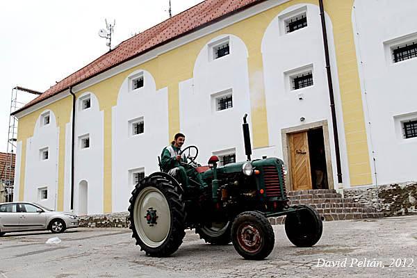 Nové muzeum a obrazárna v Želči.