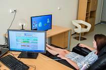 Na VŠTE používají k posílení koncentrace, trénování paměti nebo udržení pozornosti a sebekontroly metodu zvanou EEG biofeedback.