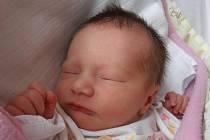Prvorozená Emilie Blažková poprvé spatřila světlo  světa 21.2.2012 v 15 hodin a 3 minuty. Porodní váhu měla 2,64 kg. Domovem jí bude Lišov.