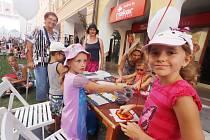 Festival Město lidem,lidé městu začal v pátek po obědě v Českých Budějovicích