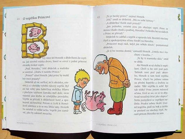 Kniha Bohumila Říhy zroku 1954ocestě malého kluka na venkov. Kdo by ji ze starších ročníků neznal…