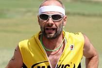 Jiřímu Klímovi vyšlo kolo i  běžecká část závodu.