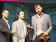 Jihočeské divadlo uvádí operu Příležitost dělá zloděje, rané dílo Gioacchina Rossiniho.