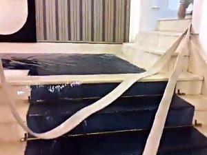 Jihočeské divadlo vyplavila voda.